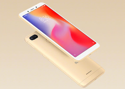 Xiaomi Redmi 6 has been launched
