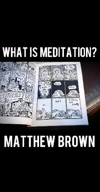 WHAT IS MEDITATION reviewed in Brazil by Newton Rocha Nitro