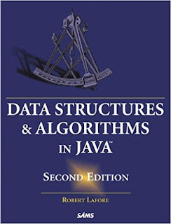 Data Structures and Algorithms in Java 2/E by Robert Lafore PDF Book Download