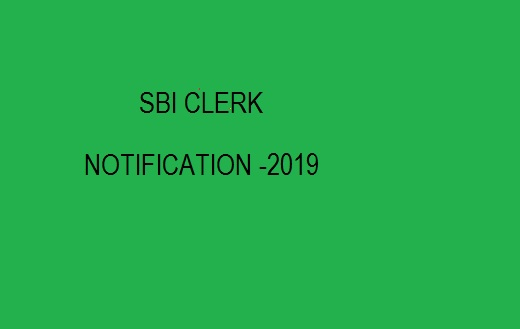 STATE BANK OF INDIA CENTRAL CLERK RECRUITMENT & PROMOTION DEPARTMENT