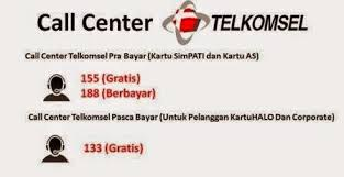call center telkomsel, custamer care, caroline