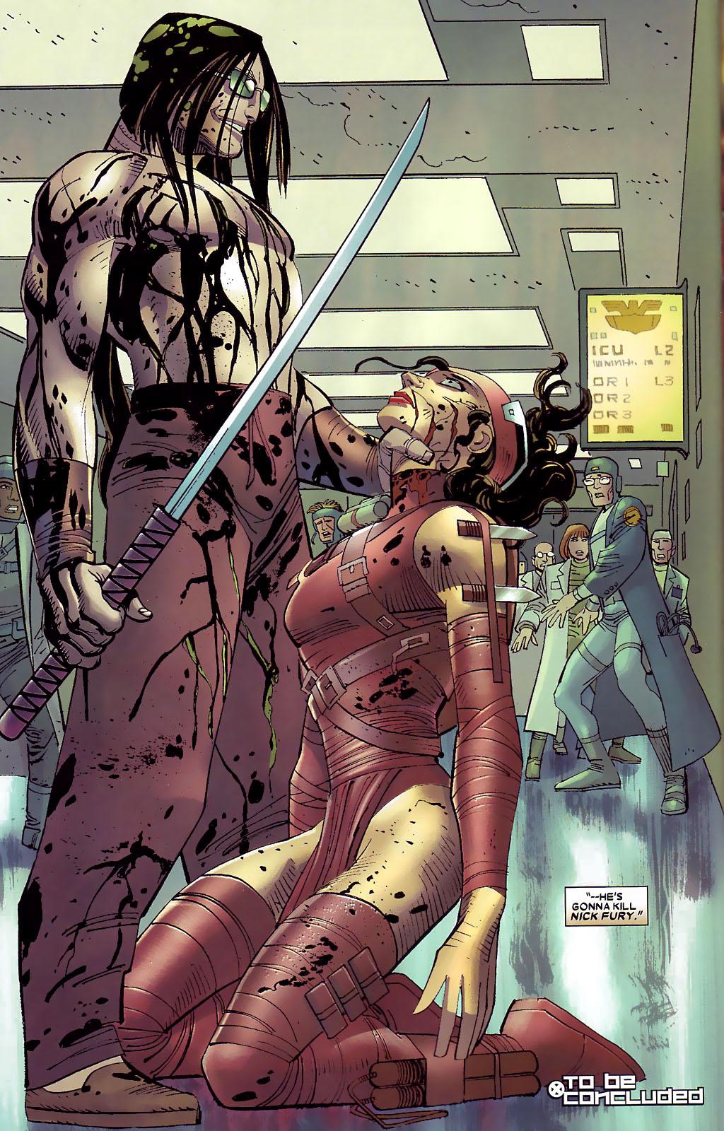 Read online Wolverine (2003) comic -  Issue #30 - 22