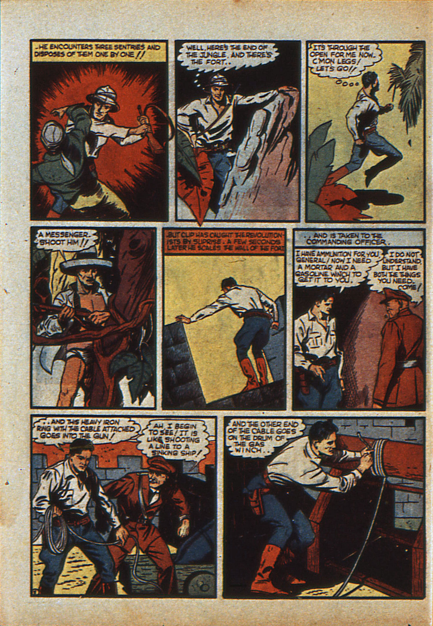 Read online Action Comics (1938) comic -  Issue #23 - 53