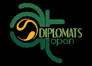 Diplomats Open Logo Vector