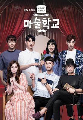 Web Drama Korea Magic School Subtitle Indonesia [Episode 5]