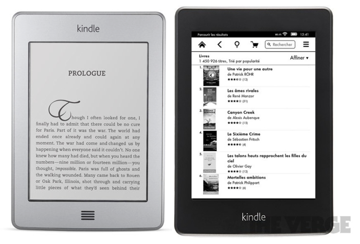 Rnit The Next Amazon Kindle Will Have A Paperwhite Display