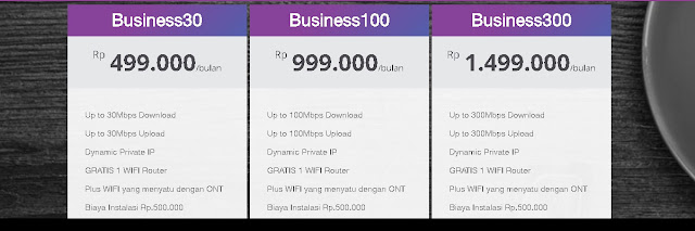 Myrepublic Business Internet Jakarta