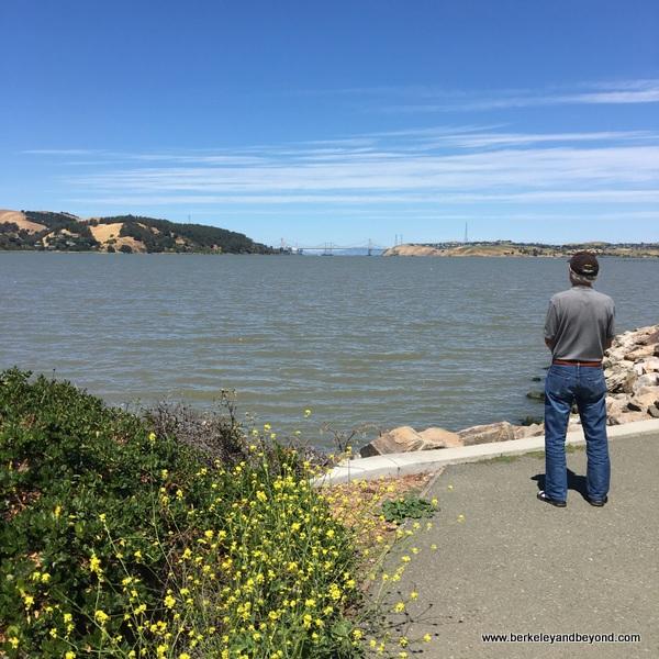 waterfront in Benicia, California