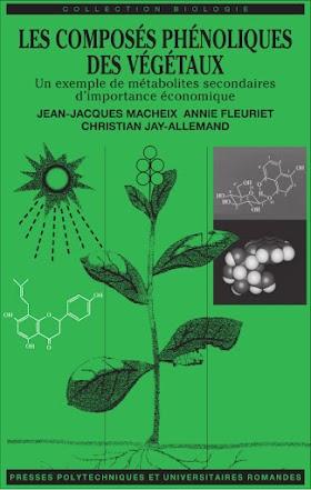 Les composés phénoliques des végétaux livre pdf