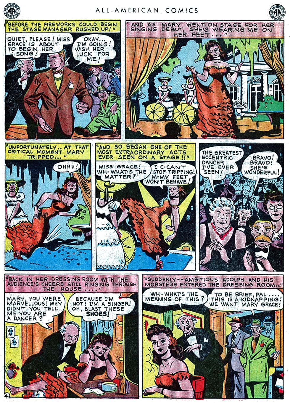 Read online All-American Comics (1939) comic -  Issue #66 - 6
