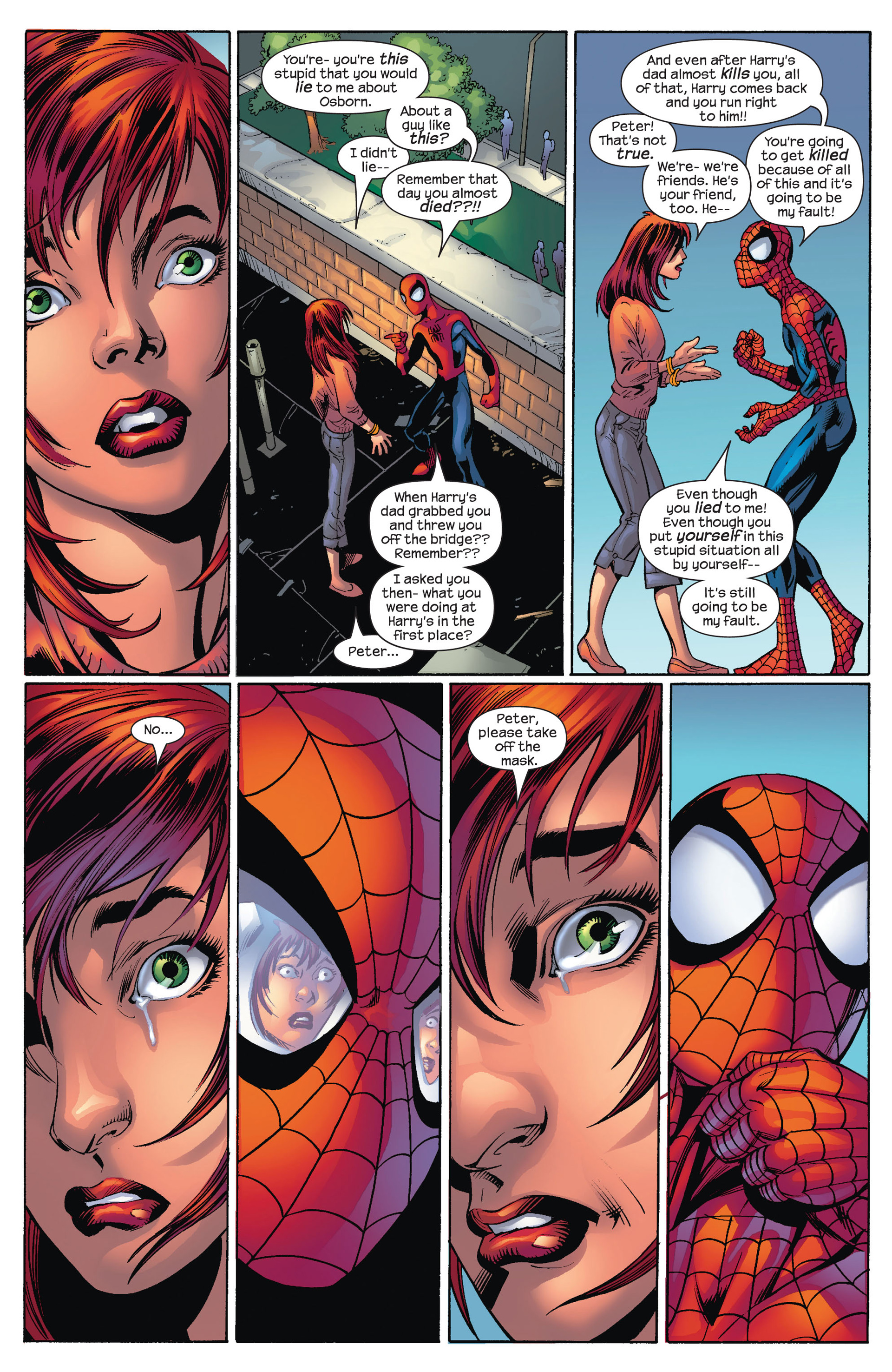 Read online Ultimate Spider-Man (2000) comic -  Issue #74 - 8