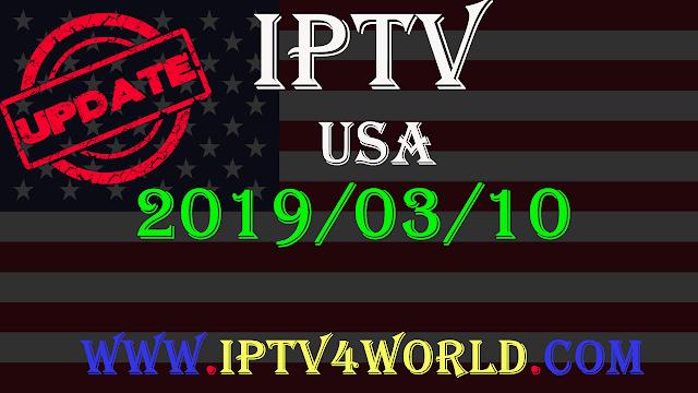 iptv america 10/03/2019
