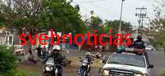 Persecucion y balazos en el puerto de Veracruz este Viernes