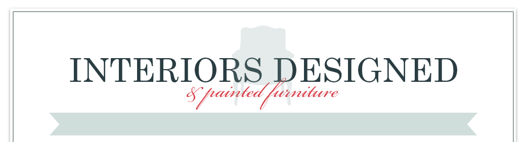 Interiors Designed & Painted Finds