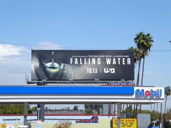 Falling Water season 1 billboard
