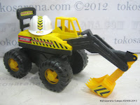Ride-on Car SHP Back Hoe