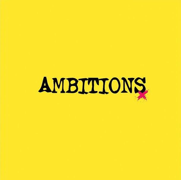 ONE OK ROCK 2017全新創作專輯【壯志雄心 Ambitions】