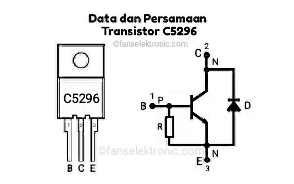 Persamaan Transistor C5296
