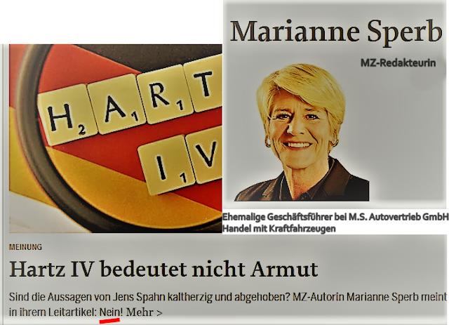Hartz IV - Reiche und Betriebe profitieren