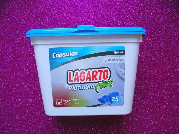 detergente Lagarto