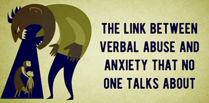 Link Between Verbal Abuse And Anxiety