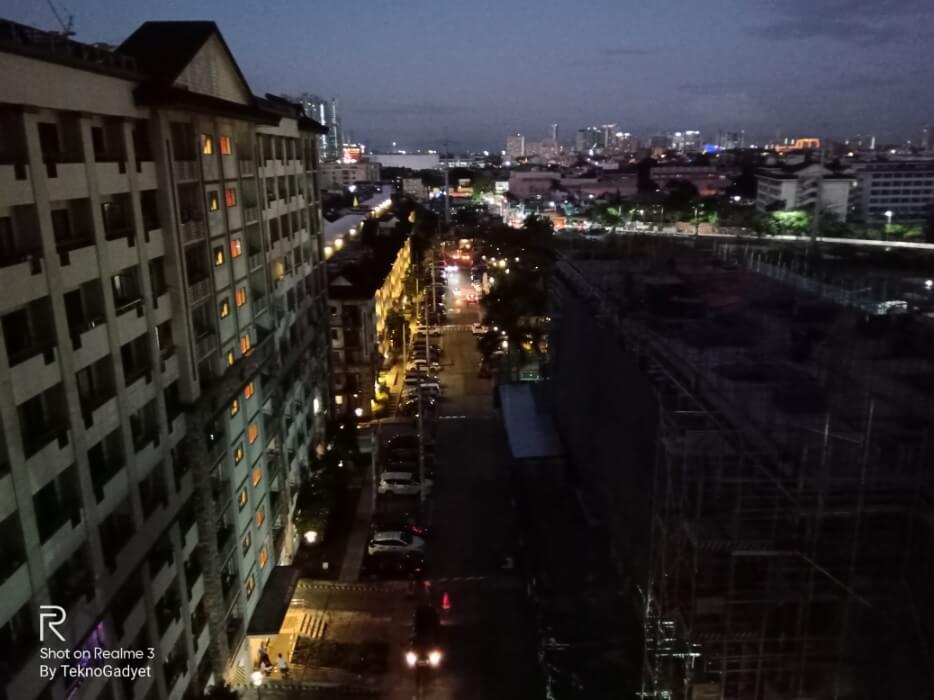 Realme 3 Main Camera Sample - Cityscape, Normal