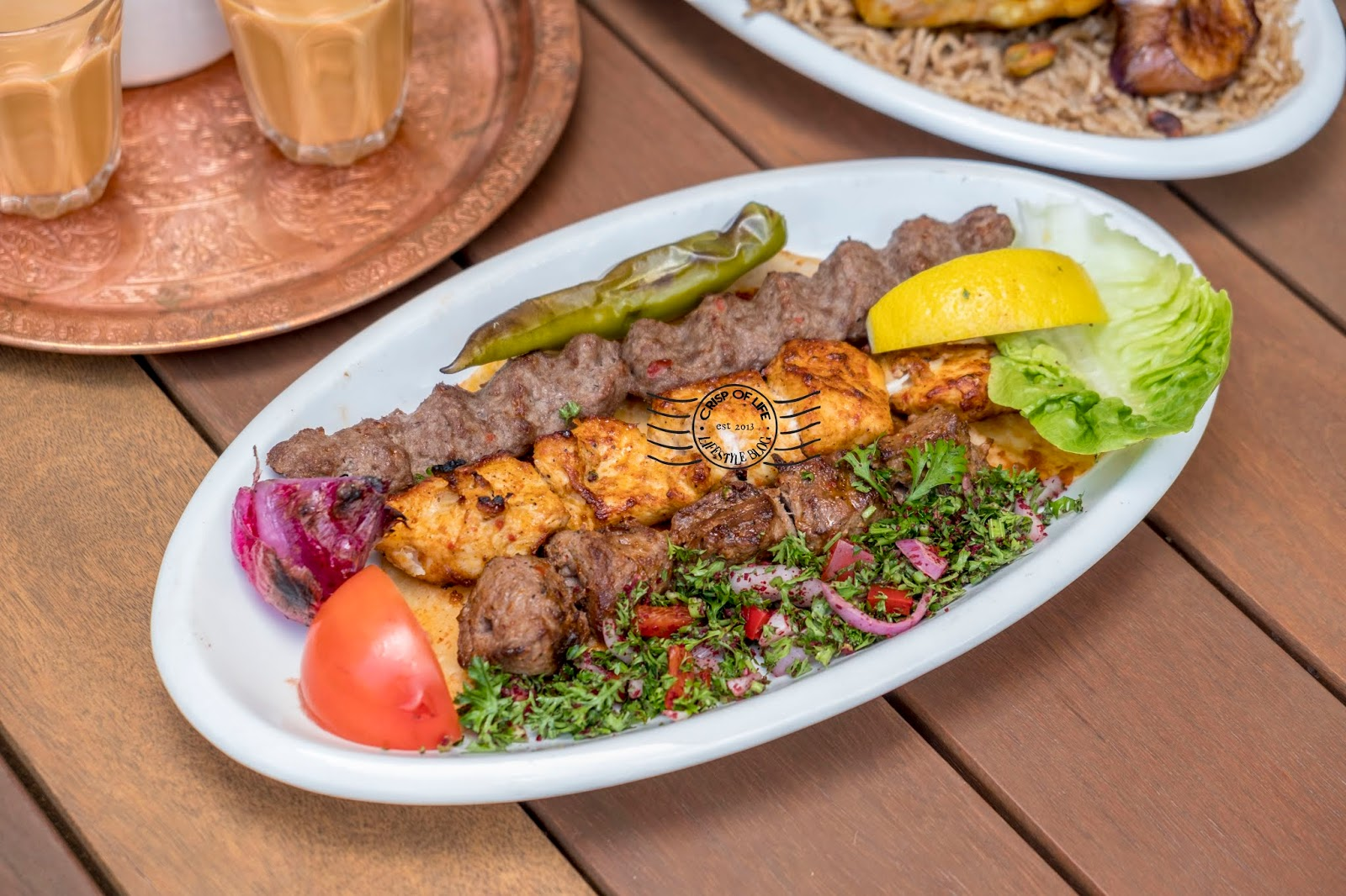 Middle East Cuisine @ Halab, Chulia Street, Georgetown, Penang