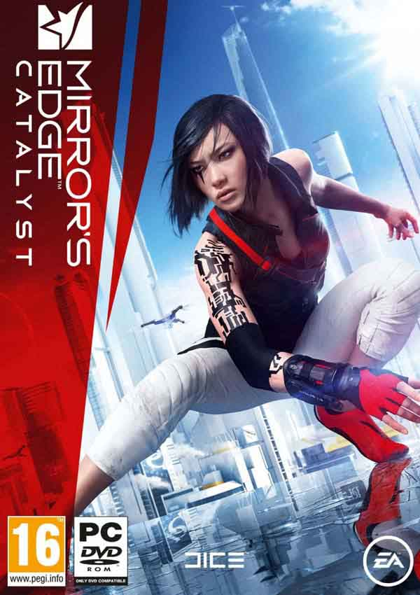 Mirror's Edge Catalyst Download Cover Free Game