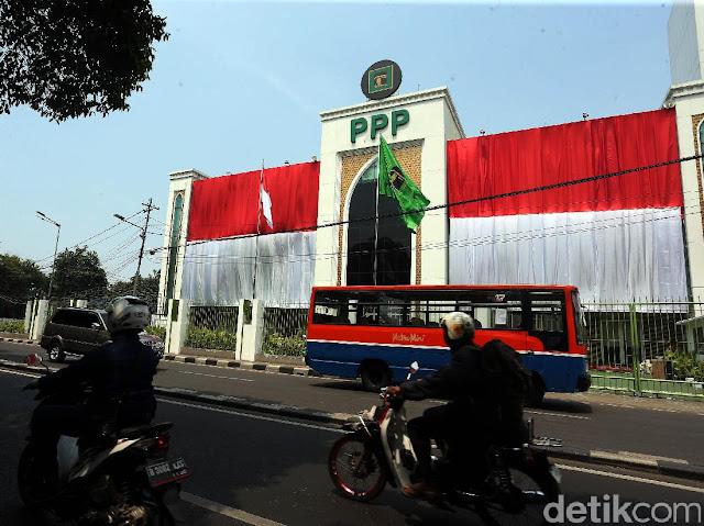 Disebut Partai Penista Agama oleh PAN, Ini Kata PPP