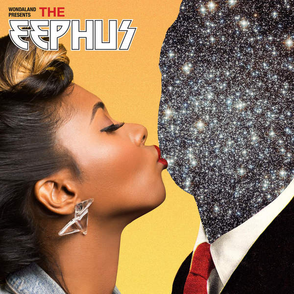 Various Artists - Wondaland Presents: The Eephus - EP Cover