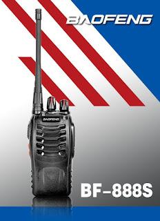 Jual HT Baofeng BF-888s murah