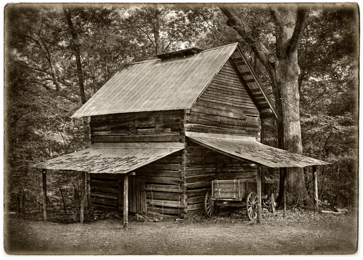 Dan Routh Photography Tobacco Barn