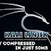 Full Kali Linux  Highly Compressed In 50MB Free Download