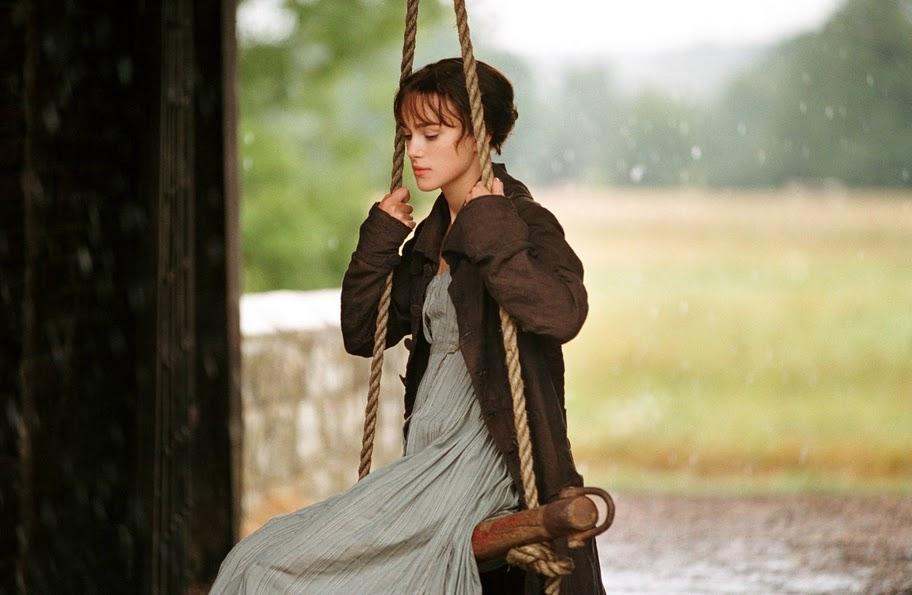 Brushing up on Austen.