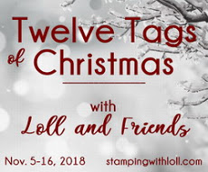 12 Tags of Christmas 2018