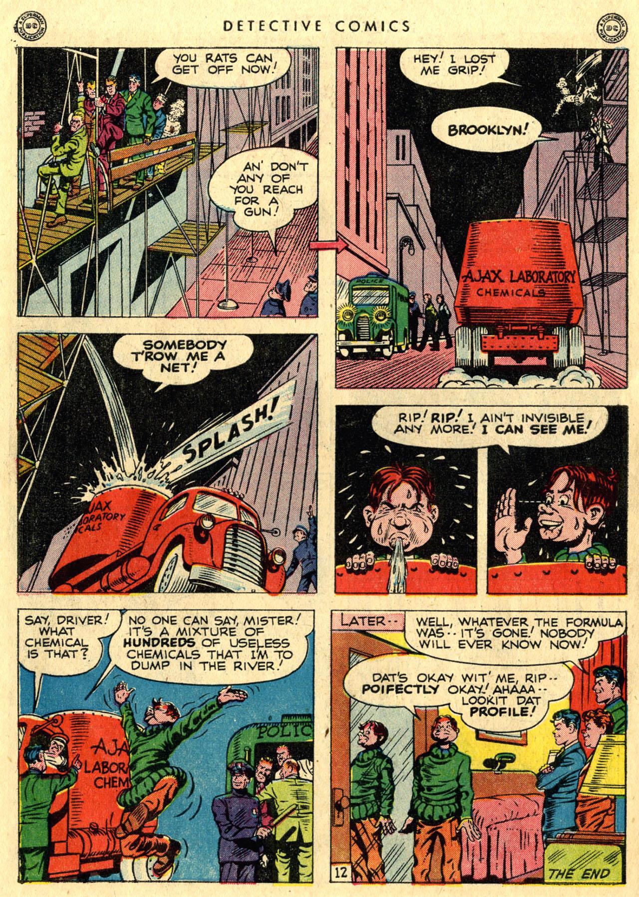 Read online Detective Comics (1937) comic -  Issue #118 - 48