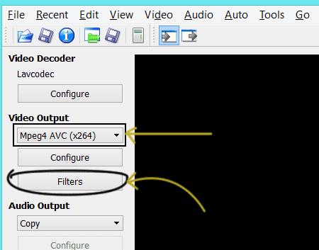 Configuring Video Decorder