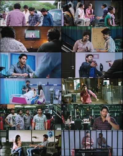 Dohchay 2015 Hindi Dubbed Telugu Dual Audio Download 400MB