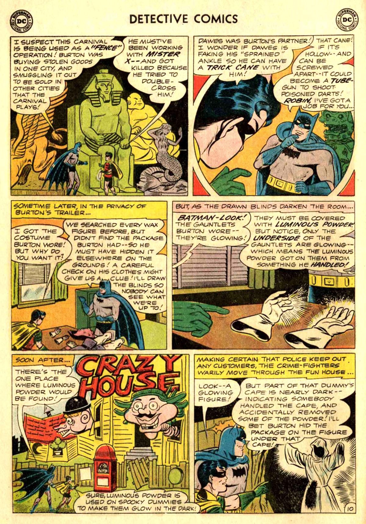 Detective Comics (1937) 309 Page 11