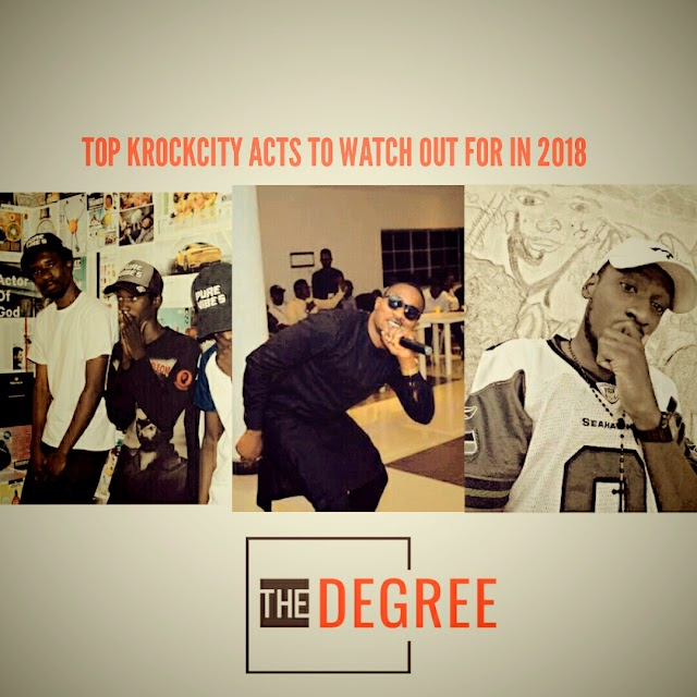 Top KrockCity Acts To Watch Out For in 2018 (Batch A)