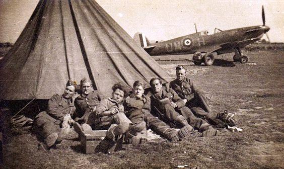 7 July 1940 worldwartwo.filminspector.com RAF Squadron No. 152