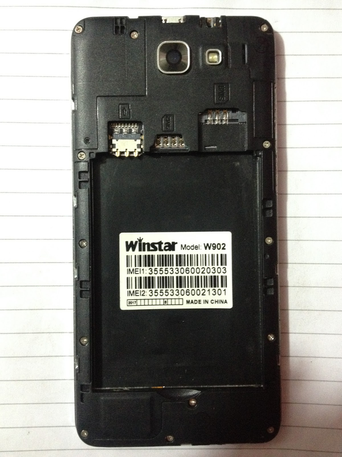 Winstar W902 Flash File Free Download