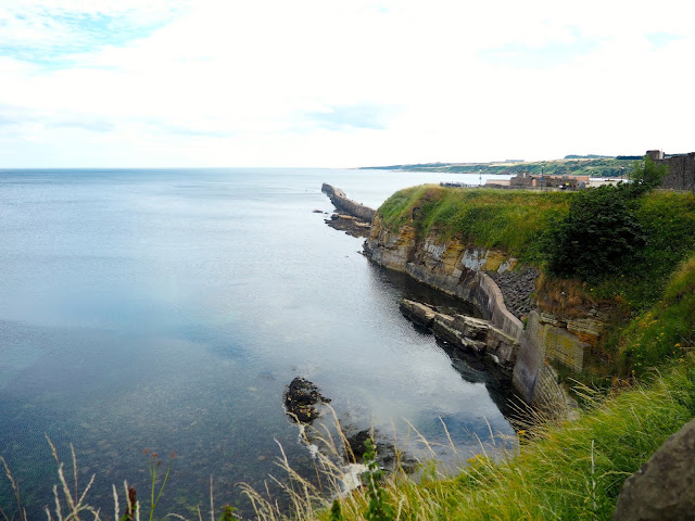 Coastline around St Andrews, Fife, Scotland