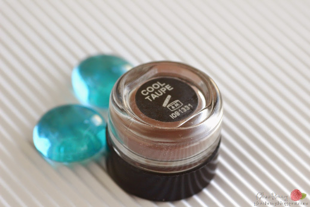 Mad Minerals - Indelible Gel Brow Liner    review cool taupe סקירה מאד מינרלז גבות