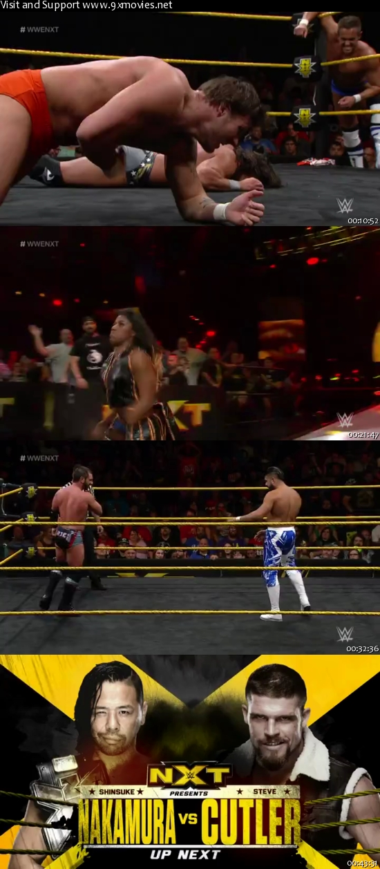 WWE NXT 07 Sept 2016 WEBRip 480p