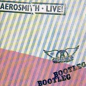 Aerosmith Live Bootleg 1978
