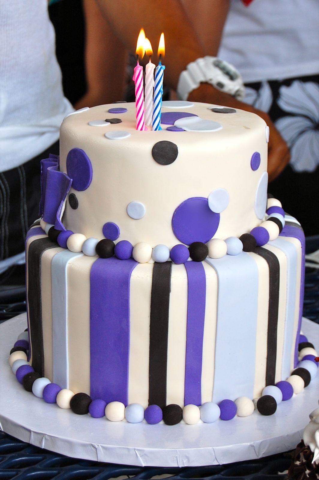 Order A Vons Birthday Cake