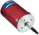 rolling diaphragm air cylinder for linear motion from air pressure