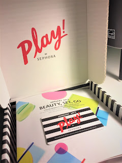 sephora play box january 2017