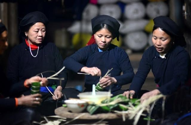 Traditional Khu Cu Te festival of La Chi ethnic group, Ha Giang 2